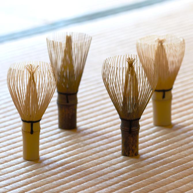 【奈良町店】公開講座:「竹と茶筅」谷村丹後氏