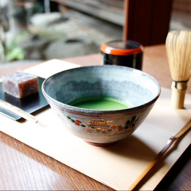 【奈良町店】ワークショップ:町屋で抹茶を点てるワークショップ