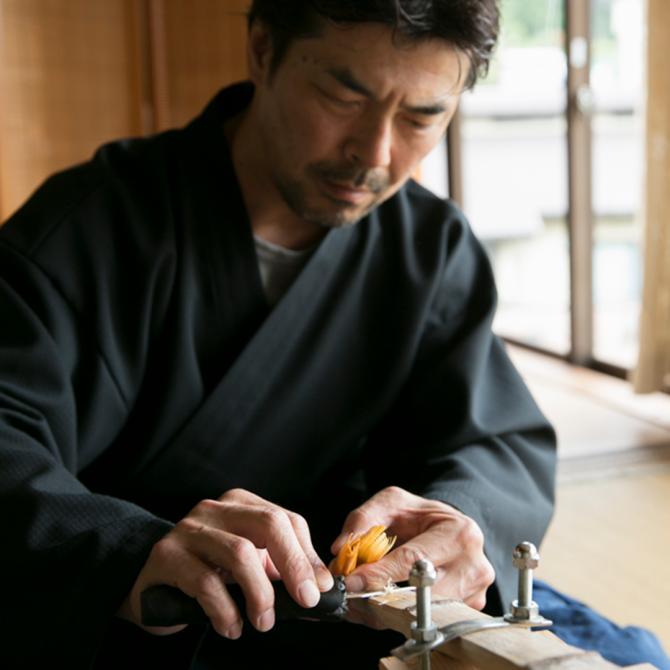 【日本橋店】公開講座「竹と茶筅」谷村丹後氏