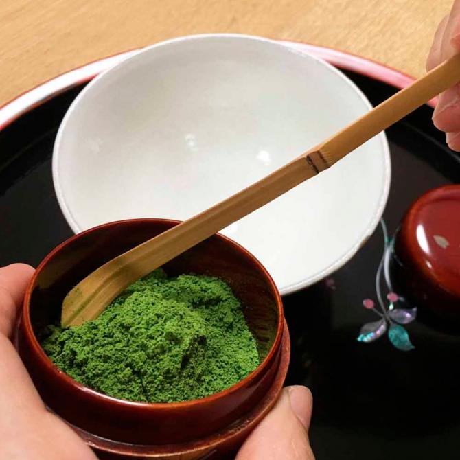 【奈良町店】11/24(土)「茶杓削りワークショップ」のお知らせ