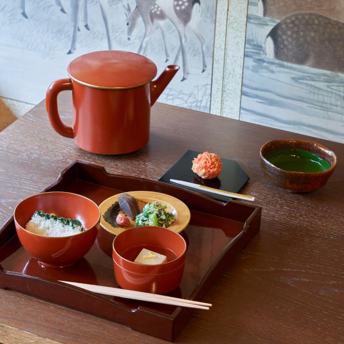 【奈良町店】新メニュー「中食(ちゅうじき)」提供開始