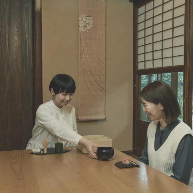 【奈良町店】茶道の歴史を学び、季節のおもてなしを受けられる体験メニューを開始
